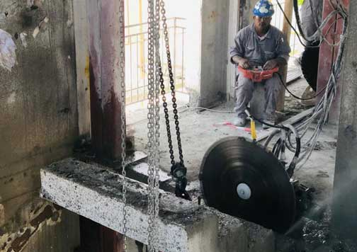 drillone-concrete-wall-saw