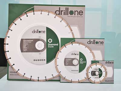 Drillone Contracting & Trading Diamond Blade
